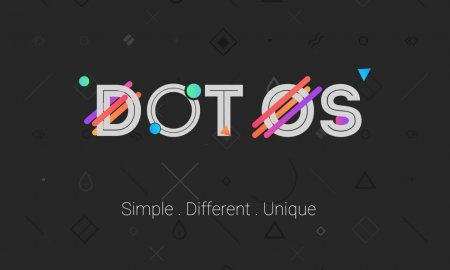 [3.18]DotOS 3.1.1 для Xiaomi Redmi 5 Plus