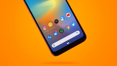 Pixel Experience Plus Edition для Xiaomi Redmi Note 7
