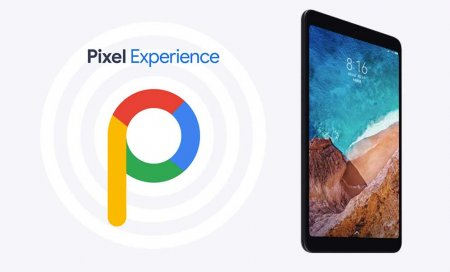 Pixel Experience Plus Edition для Xiaomi Redmi 5 Plus