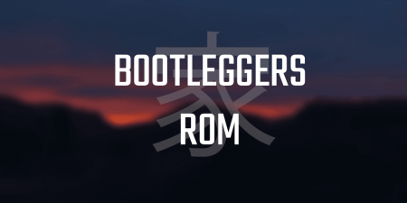 Bootleggers для Redmi 5 Plus