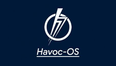 Havoc-OS 4.1 для Xiaomi Redmi Note 7